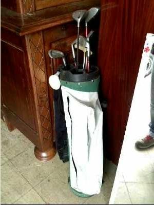 lot clubs de golf d 39 occasion. Black Bedroom Furniture Sets. Home Design Ideas