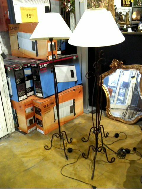 lampadaire d 39 occasion. Black Bedroom Furniture Sets. Home Design Ideas