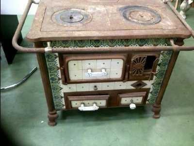 cuisiniere charbon ancienne d 39 occasion. Black Bedroom Furniture Sets. Home Design Ideas