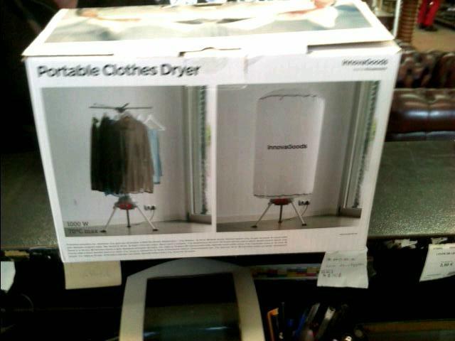 seche linge electrique portable d 39 occasion. Black Bedroom Furniture Sets. Home Design Ideas