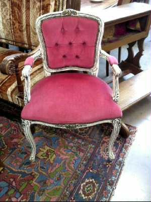 chaise baroque occasion